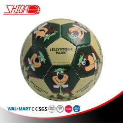 Fußball-Kugel der Yoga-Bär Jellystone Karikatur-Größen-3 für Kinder