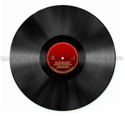 La canción de alta calidad personalizado el fonógrafo Lp disco de vinilo