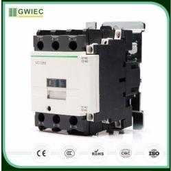 مورد صيني 380V 3 طور تيار متردد مغناطيسي الموتور الكهربائي الملامس الفضي لمصل التيار المتردد في بادئ التشغيل LC1-D80 80A
