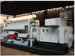 Gruppo elettrogeno/generatore di gas naturale/gas di discarica a energia rinnovabile da 120 kw a 1.200 kW Impostazione