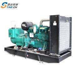 Janelas insonorizadas gerador diesel de cilindro único motor eléctrico