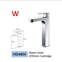 Watermark Sanitary Ware Ottone Bagno Bacino Water Tap (Hd4800)