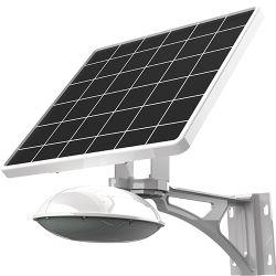 옥외 통합 자동적인 산업은 강화한 LED 파란 태양 전지판 정원 빛을 방수 처리한다