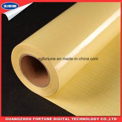 Papel brilhante auto-adesivo laminação a frio filme de PVC para proteger a foto