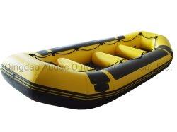 4.3m 14 Boot van Rafting van de Kajak van de Redding van de Visserij van het Stuk speelgoed van de Kleur PVC/Hapalon van voet Muti de Opblaasbare