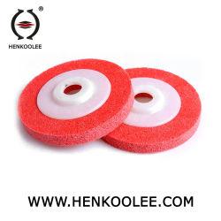 工場直接販売の非編まれた一つにまとめ上げられた磨く車輪または粉砕車輪または研摩剤または切削工具かダイヤモンドのツール