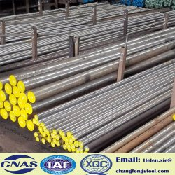 Runder Stab des Edelstahl-S136 420 1.2083 des speziellen Stahls