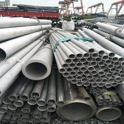 En acier inoxydable AISI 304L 309 309S 310 310S Seamless Tube rond