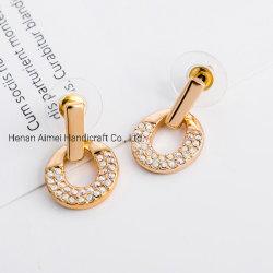 Hot Selling Ohrenschmuck Lucky Ring Ohrstöpsel für Dame