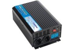 Grade Desligado Inversor Solar Display LCD Controle Remoto onda senoidal pura 1000W 12V 24V 48V DC 110V, 120V, 220V, 240V AC Marcação RoHS Aprovação FCC para aluguer de barco RV