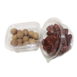 Пластмассовых Пэт свежих продуктов крышка дисплея экологически чистой упаковки обед ящики