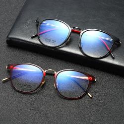 Blocco per grafici d'acciaio di plastica di Eyewear dei 2020 nuovi di arrivi progettisti superiori del contrassegno privato ottico