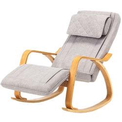振動および熱することを用いる電気練るShiatsuの振動横たわる小型マッサージの椅子