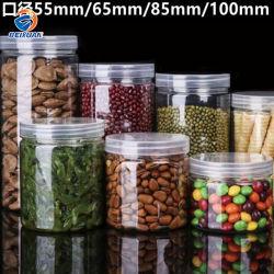 Commerce de gros pot de plastique Pet Food des récipients de stockage