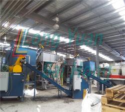 máquina de reciclaje profesional de plástico de desecho de residuos de aceite de la pirólisis de neumáticos