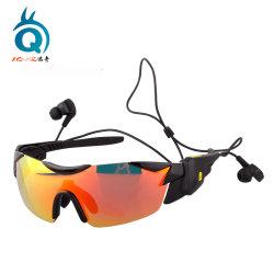Fourniture de lunettes de soleil de remise en forme de casque Bluetooth