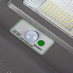 屋外の太陽街灯LEDの街灯60のワット太陽LEDの街灯10Wの庭ランプ太陽LED