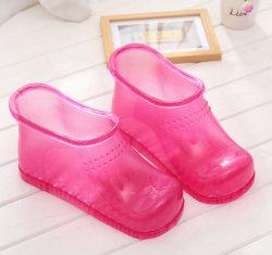 Nova cor de Massagem de pés calçados de PVC /Plano personalizado de alta qualidade Sandals Pediluvio Calçados