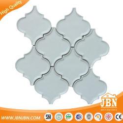 فسيفساء باللون الأبيض خزفي للمطبخ والحمام (C655057)