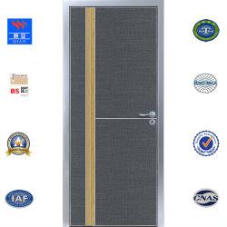 防水表面アルミニウムプロジェクトの木のドア(ED-TA-006)