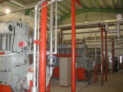 Rdf Kraftwerk Rdf Energien-Geräten-Pyrolyse der Lebendmasse für Gas-Energien-Generator