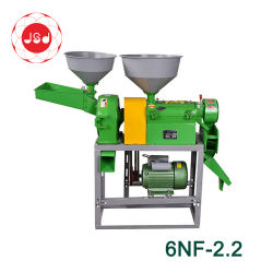 6NF - 2.2 Farm Use Rice Wheat Mill Machine Agriculture Machinery