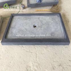 Salle de bains en pierre bleue Salle de Lavage Laver les puits de bols bassin pour les toilettes