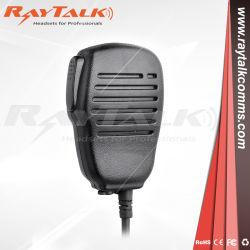Ручной микрофон для динамиков /Motorola Kenwood Icom Vertex портативное радио микрофон для плеча две радиостанции