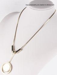 Long Necklace femmes Mode bijoux bohème Pendentif or 18K Shell Tassel Necklace Don