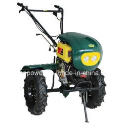 motoculteur cultivateur de jardin avec moteur diesel Gp6.3c 186F-1