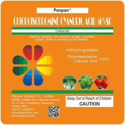 Противогрибковым Chloroisobromine Cyanuric кислота 50%Sp