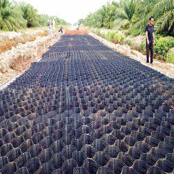 1mm favo de proteção da célula de parede por gravidade através do enchimento areia, cascalho e do solo