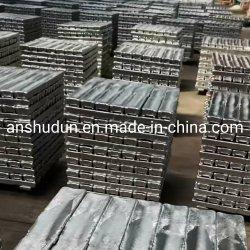 Al99.991%/A7 qualità superiore da lingotto in alluminio di fabbrica
