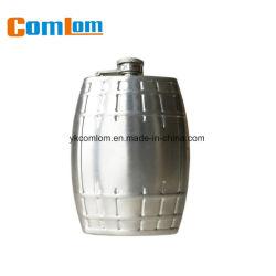 Pallone Hip unico a forma di del barilotto dell'acciaio inossidabile di CL1C-HO-7 Comlom