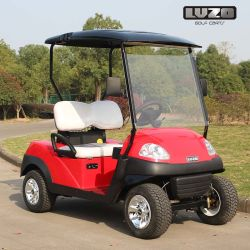 Hot Sale 2 sièges de haute qualité batterie électrique Chariot de golf avec la certification CE