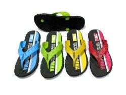 OEM Custom de PVC de la moda playa EVA zapatillas para mujer hombre