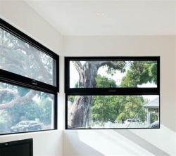 Norma australiana de vidro de alumínio Janela de debulhar alumínio residenciais travou o Windows