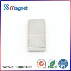 Le Néodyme magnétique permanent Powful forte de l'aimant de bloc N35 40X10X5 40*10*5