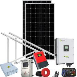 Электрическая мощность генератора 10квт солнечной системы Grid