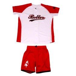 Shorts del vestito di baseball di baseball professionale dei bambini minori del kit