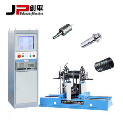 Jp máquina de equilibragem horizontal para o agricultor o Rotor