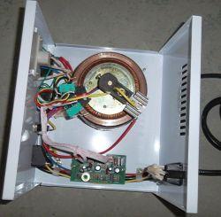 S3000va servomotore monofase AVR ultrasottile per apparecchiature di stampa ad alta precisione Regolatore automatico di tensione CA SVC