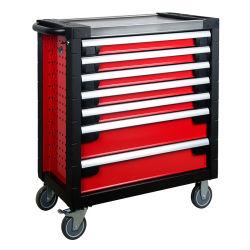 33 Polegadas Carrinho de ferramentas profissionais grande ferramenta de metal do gabinete Cart