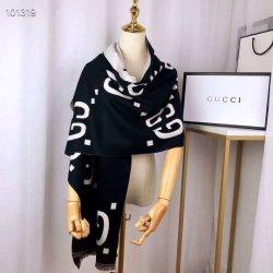 최신 인기 상품 호화스러운 상표 고전적인 작풍에 의하여 뜨개질을 하는 캐시미어 천 긴 스카프