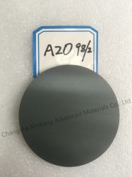 Oferta de cerámica Azo Sputtering Meta con el mejor precio