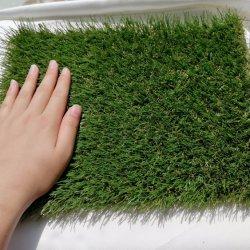 "30 mm PE 3/8"" Anti-UV-Gardening-Produkte Kunstrasen Turf"