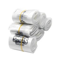 Sacchetto autoadesivo libero del LDPE stampato abitudine di alta qualità con sacchetto dell'imballaggio di plastica di sigillamento dell'intestazione il poli