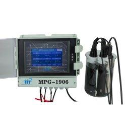 A aquicultura RS485 NH4+ nº3- Cl- F- K+ Ca2+ Sensor de Ionização Multi Parâmetro Medidor de Sonda Monitor Analisador de qualidade da água Multímetro