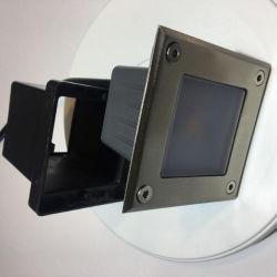 Пластиковый корпус 220V 9W Inground/подземные/Прожектор/сад/Landcape светодиодный индикатор квадратных светодиод белого початков <Sb8314-9W>
