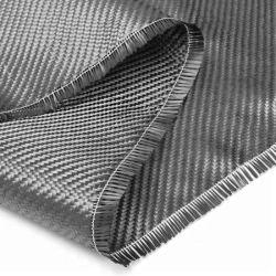 Tecido de fibra de carbono Twwill Weave de 3 K 2X2 200 g de boa qualidade
